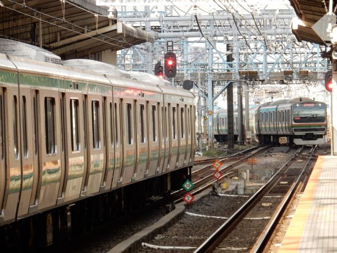 2018/11/3の横浜駅